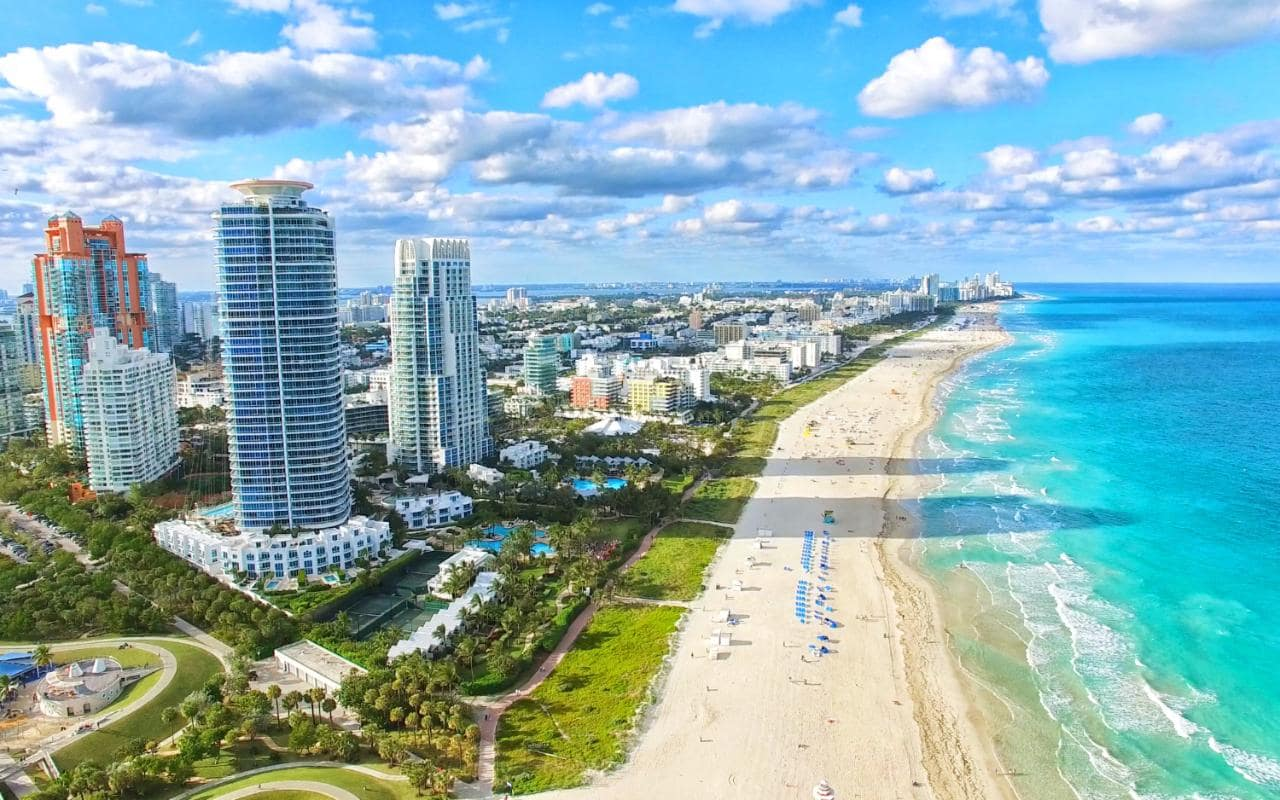 Cheap Flights to Florida (FL) from New Jersey (NJ)