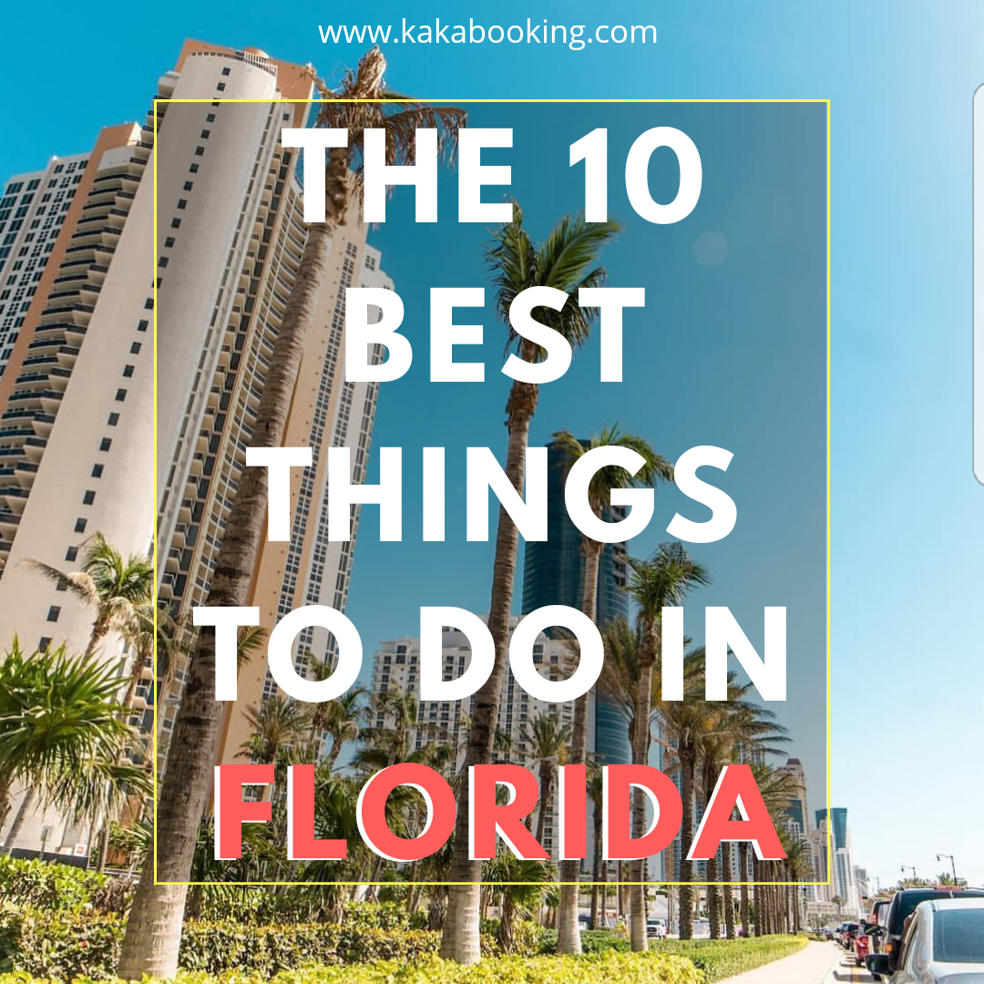 the 10 best things to do in florida